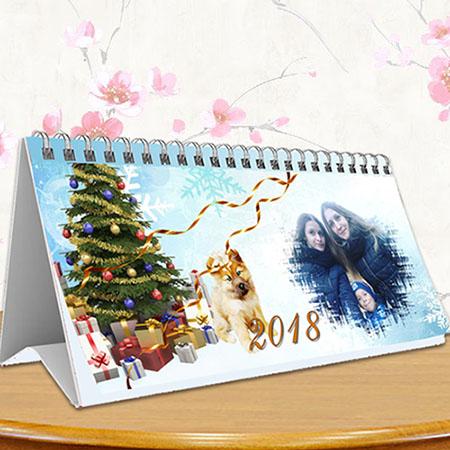 Календарь на 2018 год - Семья